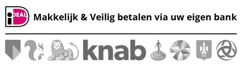 Veilig bestellen en betalen via IDeal bij kampioenskleding.nl