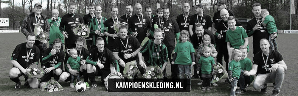 Kampioenspolo makkelijk besteld & snel geleverd | kampioenskleding.nl